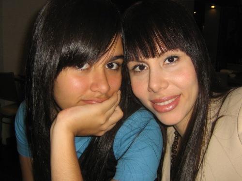 Sarah Sheeva e sua filha Rannah