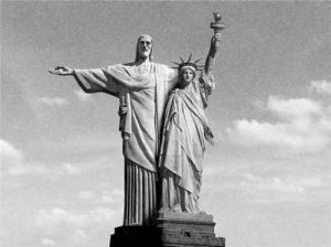 Cristo redentor e liberdade